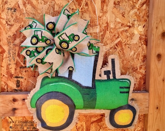 John Deere,john deere birthday,tractor party,tractor party supplies,tractor decor,farm tractor,tractor baby,tractor door hanger,tractor