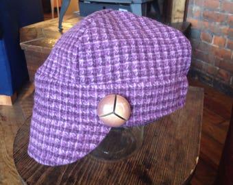 Cap- Size 2-5y Purple