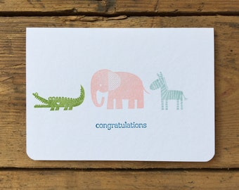 Congratulations New Baby Cards Newborn, Baby Card Baby Girl Gift Baby Boy Baby Cards, New Baby Gift, Congratulations Baby Card, New Mom Gift