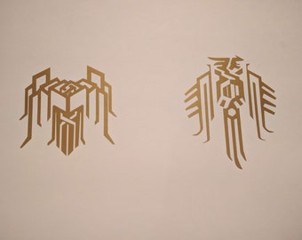 Coterie Symbol Decal