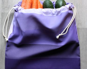 zero waste bags, reusable bags, fabric bags, vegetables bags, fabric food bags, reusable produce bags, zero waste life