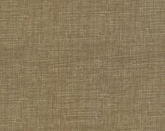 LAST Piece - 1 yard 22 inches - ONLY 4.25 per yard!  Sketch in Latte Brown by Timeless Treasures