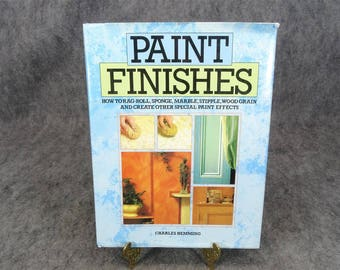 Paint Finishes by Charles Hemming