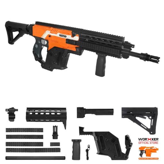Worker MOD F10555 H&K G56 Imitation Kit 3D Printing Combo for Nerf STRYFE  Modify Toy
