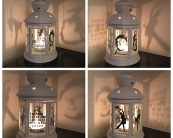 The Greatest Showman Candle Lantern