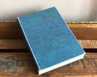 Music Book Listening to Music Creatively Textbook Vintage Book Distressed 1954