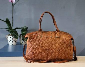 leather tote bag ,handmade leather bag ,large leather bag,brown leather bag,large travel bag, weekender bag, large bag, large shoulder