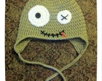 Zombie Hat - choose size