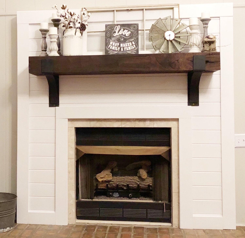 Mantel Mantel Shelf Fireplace Mantel Mantel Decor