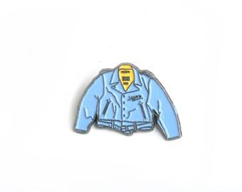 eans, lapel pin, enamel pin, backpack pins, hat-pins, denim lapel pin, clothes pin,denim jacket pin, enamel pin hipster