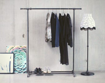 Clothes Rack industrial style - ELLE