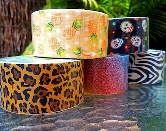 Duck Brand Patterned Tape - Perfect for Beginner Hula Hoops