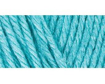 060313 E400-1502 Red Heart With Love Yarn - Iced Aqua