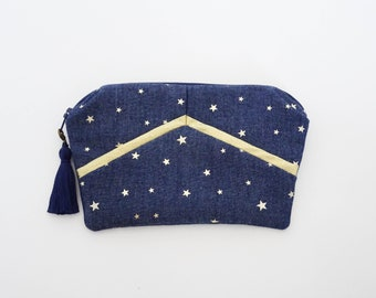 Clutch with star pattern
