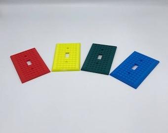 Lego Room Decor | Building Blocks | Lego Nursery | Idea for Boy | Idea for Girl | Kindergarten Decor | Kids Building Block