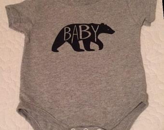 Baby Bear Onesie or Shirt