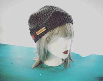 Jughead Jones crochet hat