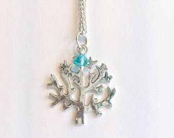 Coral Necklace, Charm Necklace, Charm Jewellery, CoralCharm, Coral Jewellery, Marine Life Necklace, Ocean, Coral