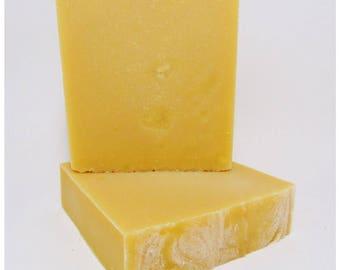 Handmade Soap with Lanolin - Handcrafted Artisan Soap - 1 Bar 300037