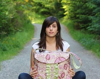 Diaper Bag Pattern - The Lola Bea Diaper Bag Pattern