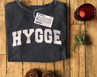 Hygge Sweatshirt-Ladies fit