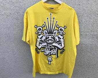 1990's STUSSY Original T-Shirt