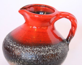 70s West German pottery by Jasba