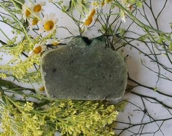 Spirulina & Sea Kelp Soap - All Natural Organic Vegan Skin Toner