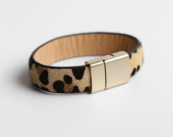 Bracelet d'imprimé animal