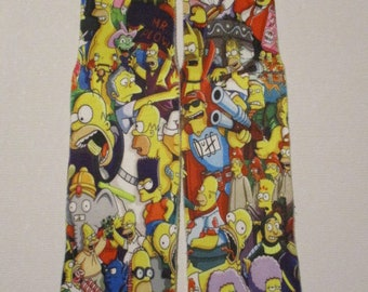the simpsons collage socks buy any 3 pairs get the 4th pair free novelty