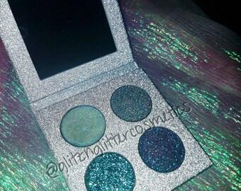 Pressed Glitter Palette