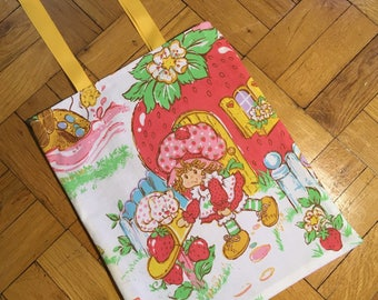 Charlotte aux fraises - sac cabas WRETRO WRAPPER