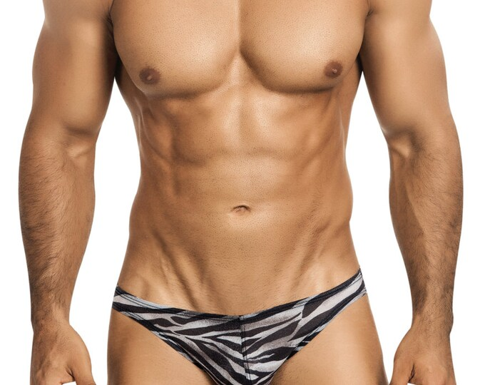Studly Black Glitter Erotic Bikini Underwear for Men by Vuthy Sim - 455 iVT3G
