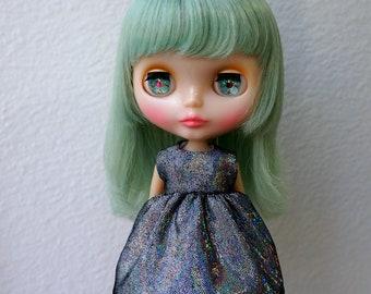Sparkle Motion dress for Blythe Dolls