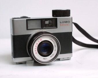 Lomo 135 BC Spring motor mechanical Russian camera - Original LOMO 35 mm camera!