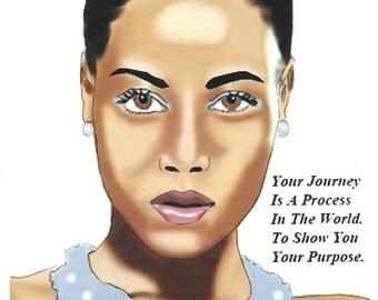 Digital Prints Art/ Your Journey