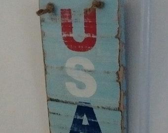 USA Wall Decor