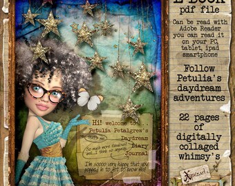 Petulia Petalgrew's Journal - e-book / zine
