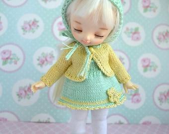 Pre-order Lati Yellow Pukifee spring outfit