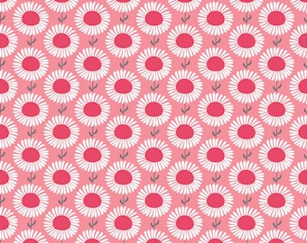 The Cottage Garden - Cottage Aster Pink - 1/2 Yard - The Quilted Fish for Riley Blake Designs - C4223-PINK