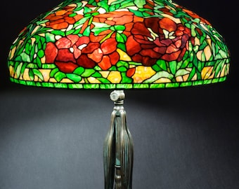 Lamp Stand, Tiffany Lamp Base, Stained Glass Lamp, Desk Lamp, Table Lamp, Bedside Lamp, Stained Glass Lamp, Lamp Bases, Tiffany Lamp