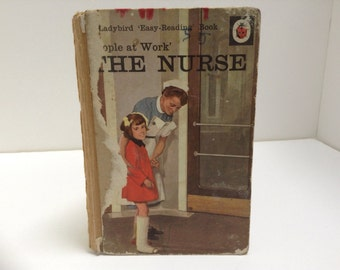 The Nurse People at Work Series - Ladybird easy reading book