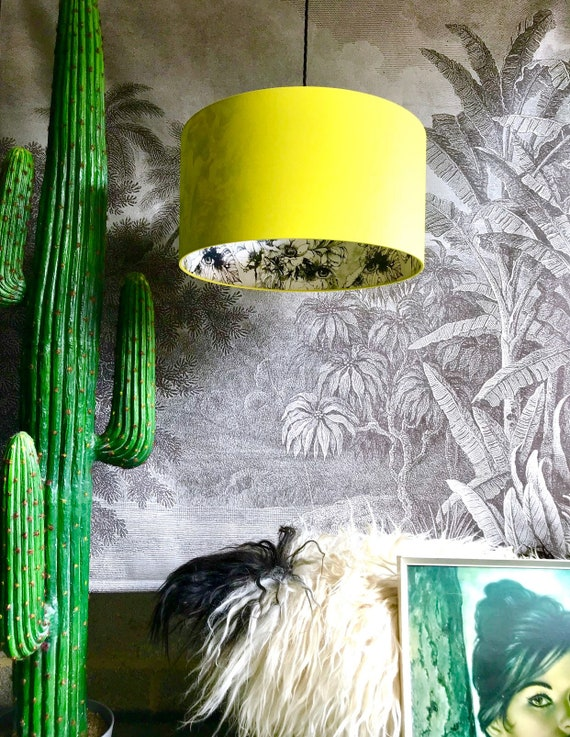 Furtiva Lagrima silhouette lampshade choice of colours                                                           LOVE FRANKIE X MnB