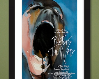 Pink Floyd – The Wall Movie Poster 1982 (12x18 Heavyweight Art Print)