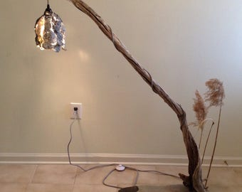 Driftwood floor lamp mozeypictures Images