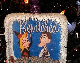 """Bewitched """"Tribute"""" Ornament Back by popular demand"""