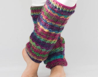Hook, crochet, legwarmer, long boot cuff, winter accessory, baby legwarmer, child, women, adult, color of your choice. On request only.