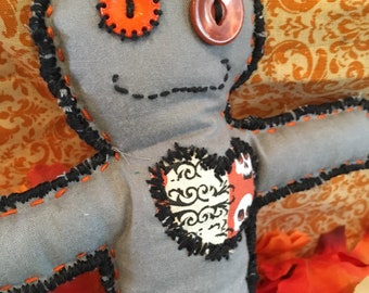 All Hallows Eve Poppet