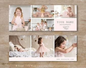 Photography Facebook Timeline Cover Bundle - timeline cover templates - Facebook Photography Timeline Cover - timeline templates