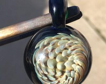 Glass Implosion Medallion